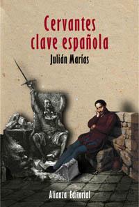 Imagen de portada del libro Cervantes clave española
