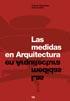 Las medidas en arquitectura dialnet for Antropometria libro