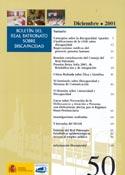 Imagen de portada de la revista Boletín del Real Patronato sobre Discapacidad