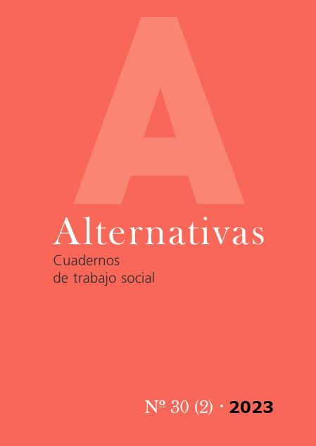 Imagen de portada de la revista Alternativas