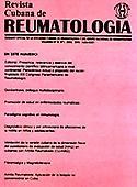 Revista Cubana de Reumatología