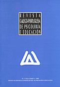 Imagen de portada de la revista Revista galego-portuguesa de psicoloxía e educación